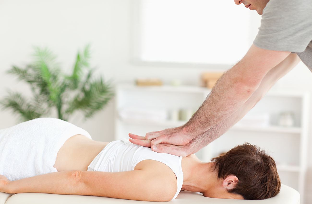 Chiropractic Care for Shoulder Injury