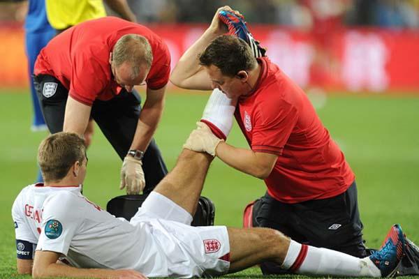 Football Chiropractor